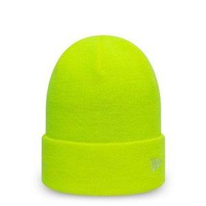 Sapka NEW ERA Pop Neon Green Cuff Beanie kép