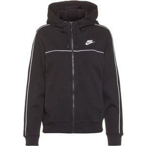 Nike Sportswear Tréning dzseki 'NSW' fekete / fehér kép